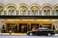 Das Vier-Sterne-Hotel Park Central liegt ideal für einen New York-Trip — nicht nur zum Christmas-Shopping