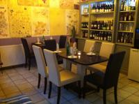 Blick ins Parlez-vous Gourmet Restaurant