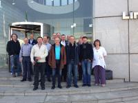 AWT/FDT® Arbeitskreis bei Lindner Group KG / Bildquelle: Paul Geißler GmbH