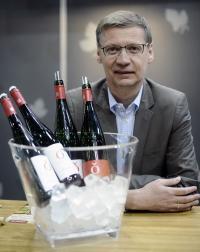 Impression 2011: 2010 haben haben Günther Jauch und seine Frau Thea das Weingut Othegraven übernommen / Bildquelle: Messe Duesseldorf/ Constanze Tillmann, exploitationright