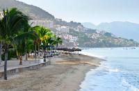 Mexico, Pazifikküste: Puerto Vallarta beach