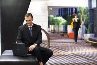 Geschäftsreisender im Hotel: Was sind seine Wünsche? Bildquelle Accor Presseservice