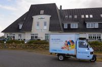Dorfhotel Sylt: Klimaneutraler Urlaub / Klimaschutz und Nachhaltigkeit durch modernes Blockheizkraftwerk von RWE / Bildrechte: RWE Deutschland AG