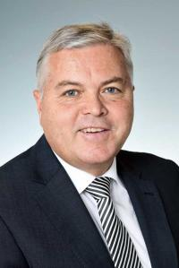 Roland Ulmer, neuer Hoteldirektor im Radisson Blu Hotel St. Gallen / Bildquelle: SOCIETY RELATIONS