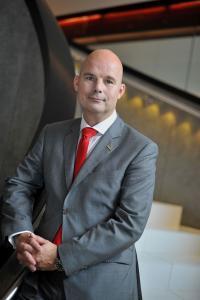 Area Vice Presidenten Central Europe für Radisson Blu, Willem van der Zee / Bildquelle: SOCIETY RELATIONS