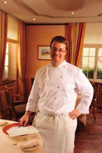 Stéphane Décotterd vom Restaurant La Pont de Brent / Bildquelle: Relais & Châteaux