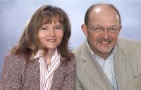 Geschäftsinhaber Renata und Franz Tranow