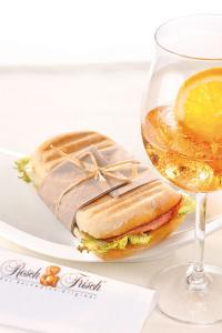 Ofenfrische Neuigkeit bei Resch&Frisch: Panini - der Geschmack Italiens!