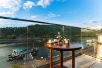Ein herrlicher Blick auf den Rhein / Bildquelle: Résidence Bellevue