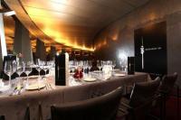 """Im Rahmen der """"Schweizer Wochen"""" hat Sternekoch und Patron des Restaurants 181,  Otto Koch, den Küchenchef des Hotels Schweizerhof St. Moritz, Michel Dôme, nach München eingeladen"""