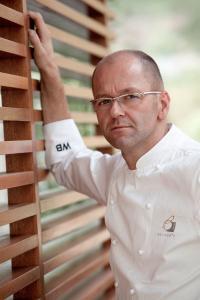 Steht für Sterne-Gastronomie: Wolfgang Becker / Bildquelle: Gourmetrestaurant Becker`s