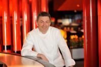 Hans Haas in der Bar des Tantris / Bildquelle: Restaurant Tantris