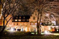 Außenansicht vom Hotel Kronenschlösschen / Bildquelle: KPRN - Gourmet Network