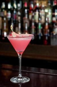 Cocktail Rhubarb Phanter
