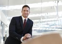 Robert Jung, NORDSEE Geschäftsführer Vertrieb und Marketing