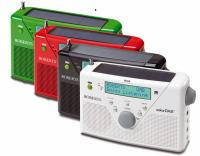 Robertsradio Solar Dab Farben, Bildquelel Presseagentur René Roland Katterwe