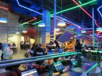 Das größte Rollercoasterrestaurant® der Welt in Abu Dhabi / Bildquelle: HeineMack® GmbH
