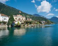 Foto: Romantik Hotel Beau Rivage in Weggis (Schweiz)
