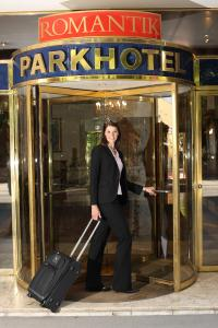 Romantik Parkhotel Graz, Frauen sind hier ganz besonders herzlich willkommen; Bildquellen alle Bilder Romantik Hotels & Restaurants AG