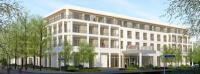 Rendering vom Parkhotel Bad Saarow; Bildquelle: Roomers Consult