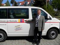 Hoteldirektor Hans-Harald Ott hat alles im Griff / Bildquelle: Sascha Brenning - Hotelier.de