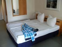 Sehr gute Matratzen in gemütlichem Ambiente / Bildquelle: Sascha Brenning - Hotelier.de