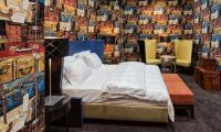 Zimmer mit Bett ASTORIA und Sessel BERGÈRE