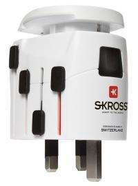 SKROSS World Travel Adapter 3