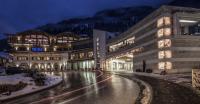 Außenansicht vom STOCK resort in Finkenberg