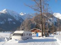 Wintercamping am Grubhof / Bildquelle: Salzburger Saalachtal