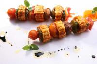 Gemüsespieß / Bildquelle: Sander Gourmet GmbH