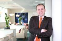 Generaldirektor Sascha Konter vom Sheraton Frankfurt Airport Hotel & Conference Center