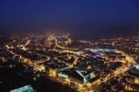 Blick nach Norden / Bildquelle: SCALA Turm Hotel Restaurant