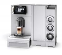 Das Einwegkonzept NcFoamer wurde erstmals Ende 2011 im Rahmen der Markteinführung der Schaerer Coffee Prime vorgestellt