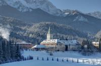 Hotel Schloss Elmau im Winter / Bildquelle: Schloss Elmau