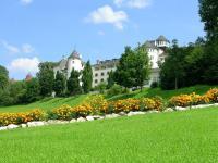 Außenansicht vom Schloss Pichlarn