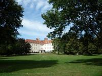 Der Schlosspark, wo die Oper stattfindet / Bildautor: Wolfgang Scholvien - Herausgeber: Alle Schloss Lübbenau