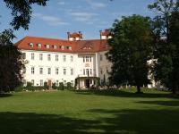 ...wie im Sommer wunderschön: Das Schlosshotel Lübbenau im Spreewald / Bildquelle: Sascha Brenning - Hotelier.de