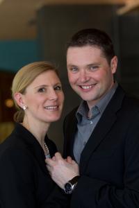 Das Direktorenpaar Heike Schmidt und Jan Stiller, Bildquelle smart+active Marketing - PR - Seminars - Lore Giegerich