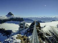 Der Peak Walk / Bildquelle: Schweiz Tourismus