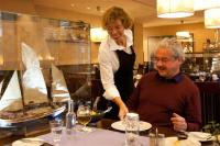 Das gemütliche Restaurant: Wer da keinen Hunger bekommt! - Bildquelle Hotel Seeblick Genuss und Spa Resort Amrum