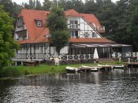 Das Restaurant und Hotel Seelodge bei Kremmen in Brandenburg / Bildquelle: Sascha Brenning - Hotelier.de