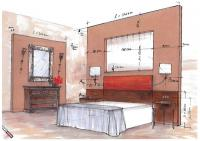 SELVA Messestand in Salzburg: Rendering von SELVA Hospitality-Architekt Omer Berber und Interior Design Team / Bilder: Alle Copyright by SELVA HOSPITALITY