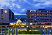 Sheraton Frankfurt Airport Hotel Außenansicht, Bildquellen max.PR