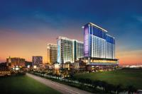 Sheraton Macao Hotel, Cotai Central - Exterior by night, Bildquelle HOTELIER TV