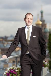 Simon Zaglmann, Bildquelle Communications Kempinski Hotels