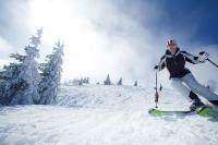 Skifahren am Feldberg, Rechte: Hochschwarzwald Tourismus GmbH, Fotograf: HTG