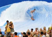 Fotos/Grafiken: Meliá Hotels International/Wave House The Stage
