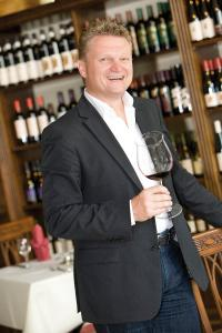 Sommelier Peter Rock