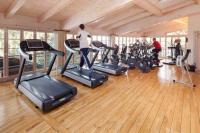 Fitnessbereich im Sonnenalp Resort Spa Golf, gleichzeitig Bildquelle